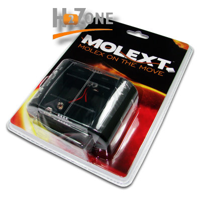 Fuente de Poder MolexT. Molex On The Move
