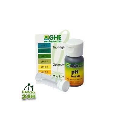 Medidor de PH Kit Test
