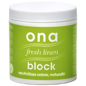 ONA BLOCK - 170 GRS (FRESH LINEN)
