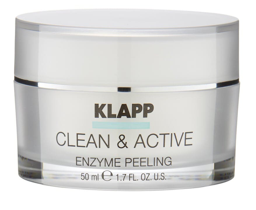 Klapp Clean & Active Enzyme Peeling 50 ml
