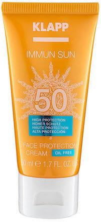 Klapp Immun Sun Face Protection Cream 50 ml