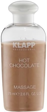 Klapp Hot Chocolate Massage 75 ml