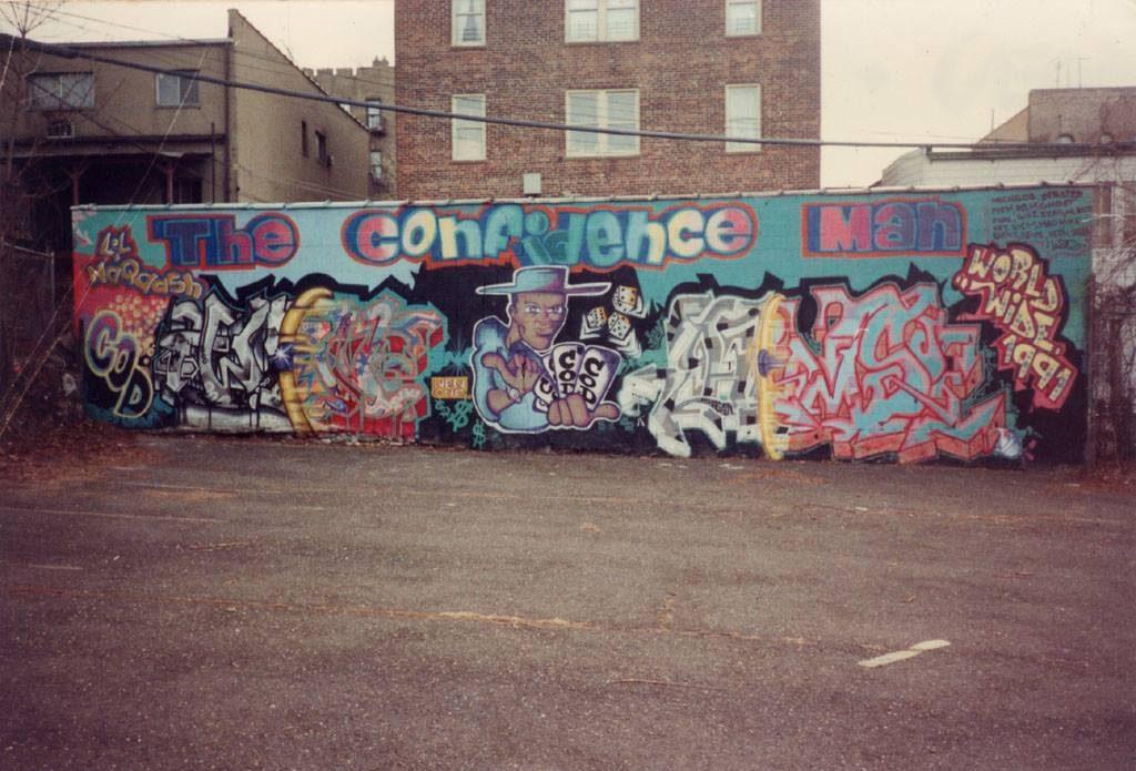 Wen & Wane, No Permission - 226th Street & Bx Blvd circa 1991