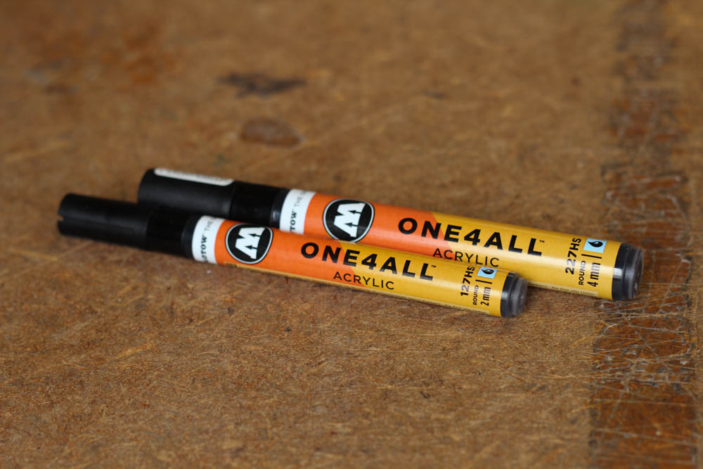 Product Review: Molotow ONE4ALL markers