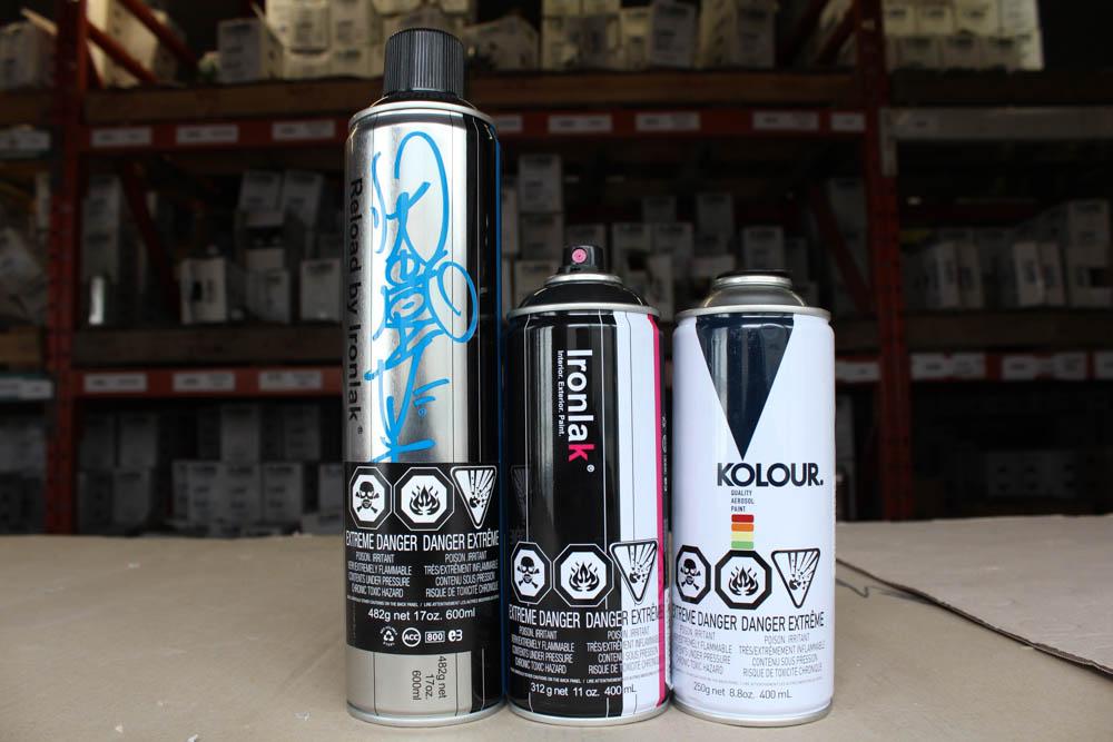 Product Review: Ironlak Paint