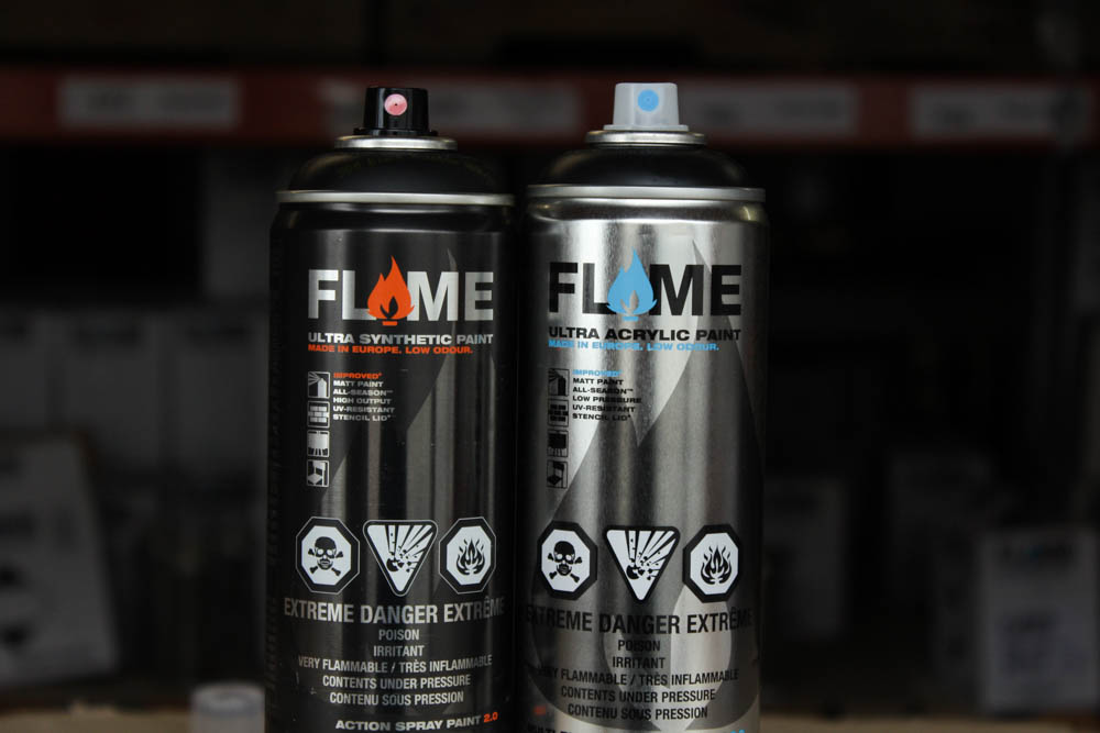 Product Review: Flame Paint