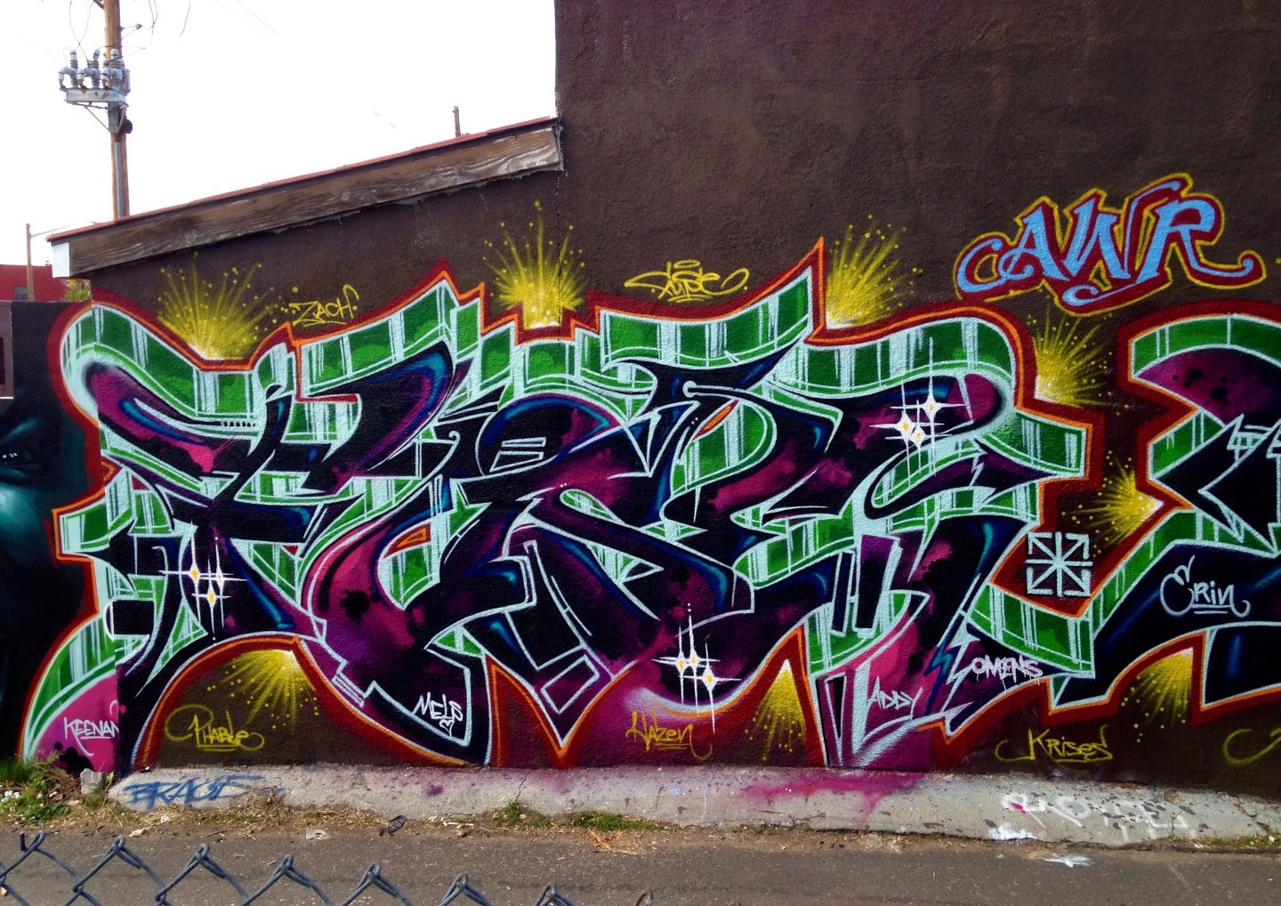 Interview: Fuse AWR MSK   Bombing Science
