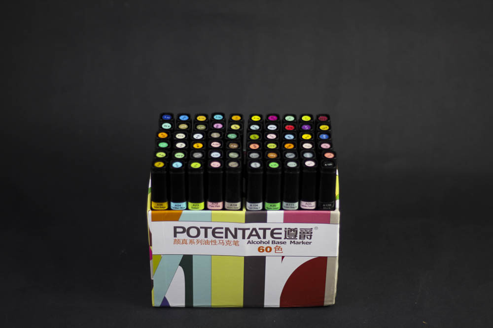 Product Review: Potentate markers