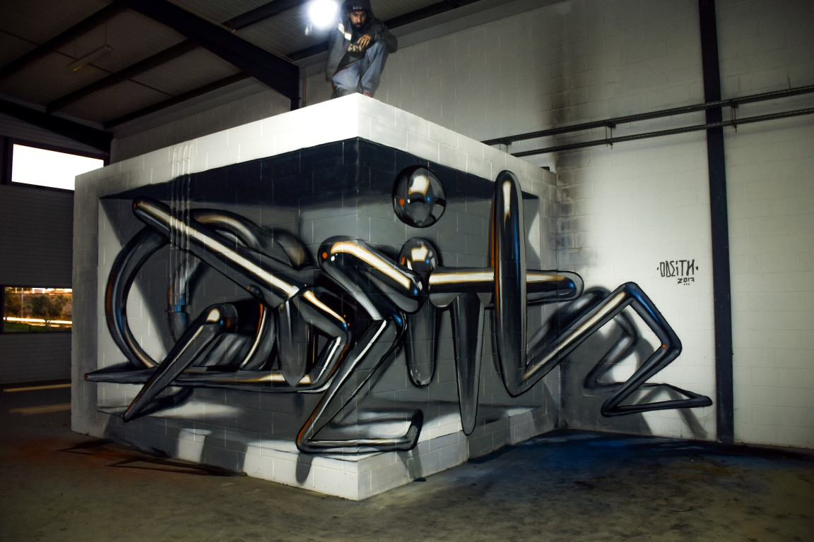 Interview: Odeith