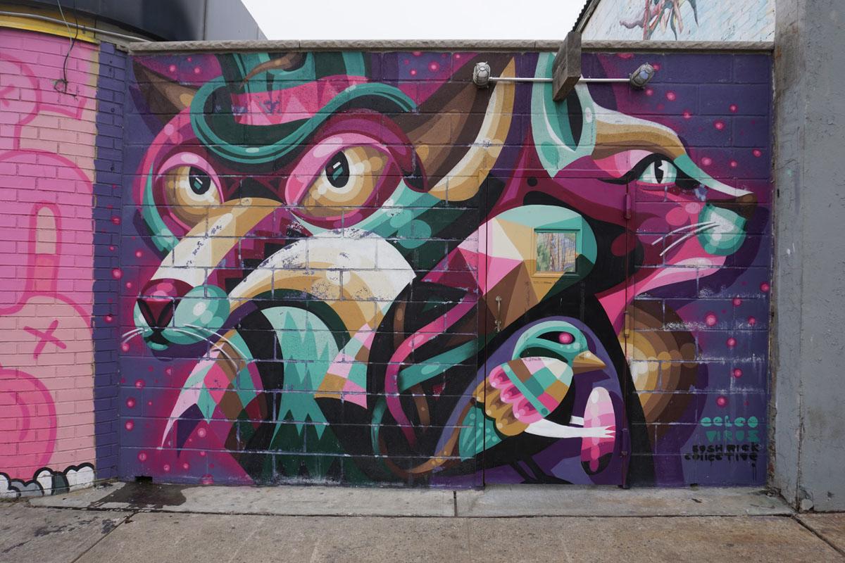 BUSHWICK: Art in the Streets