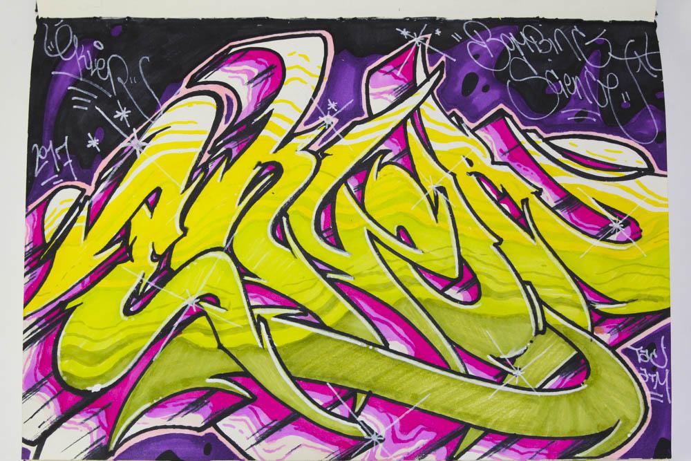 Final Sketch by EKLER