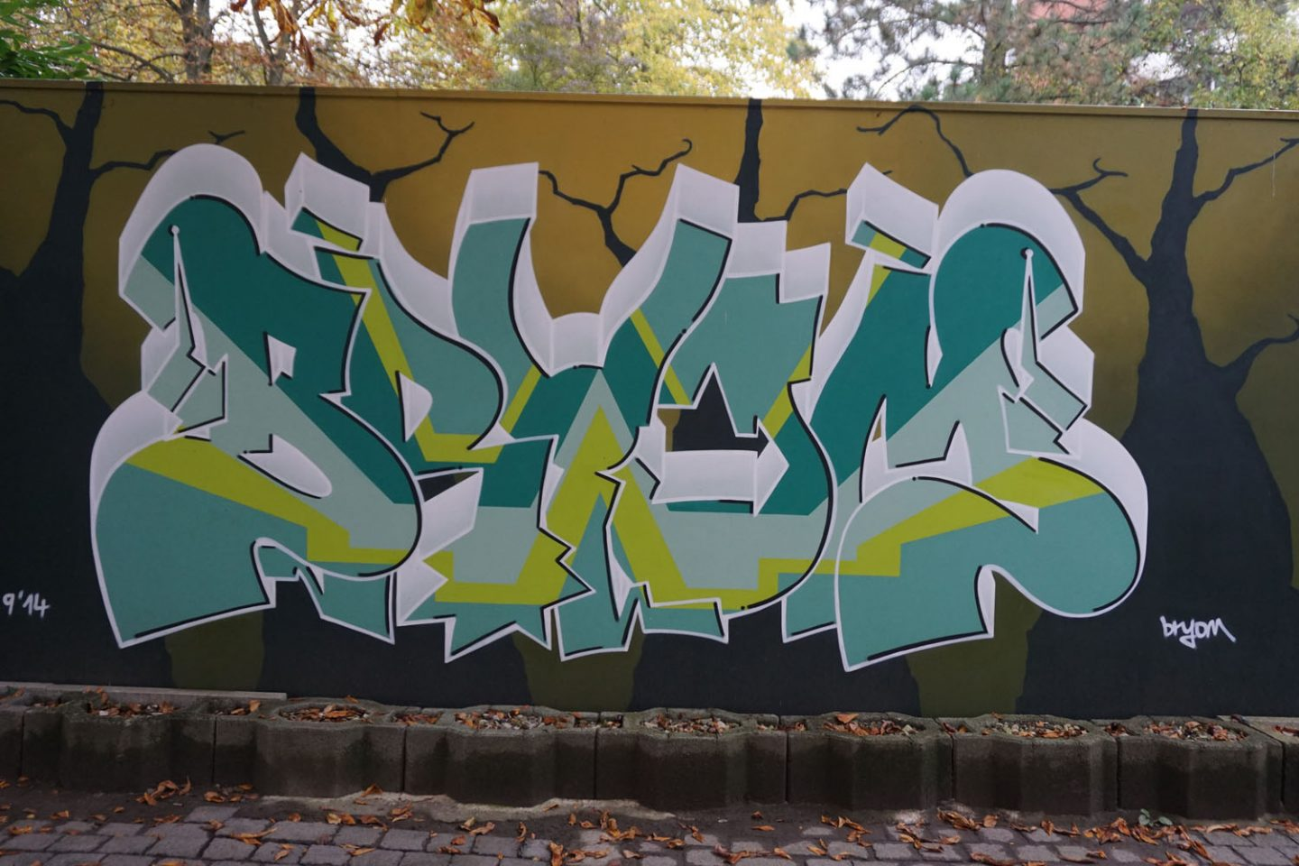 Hannover: Walls and walls of style