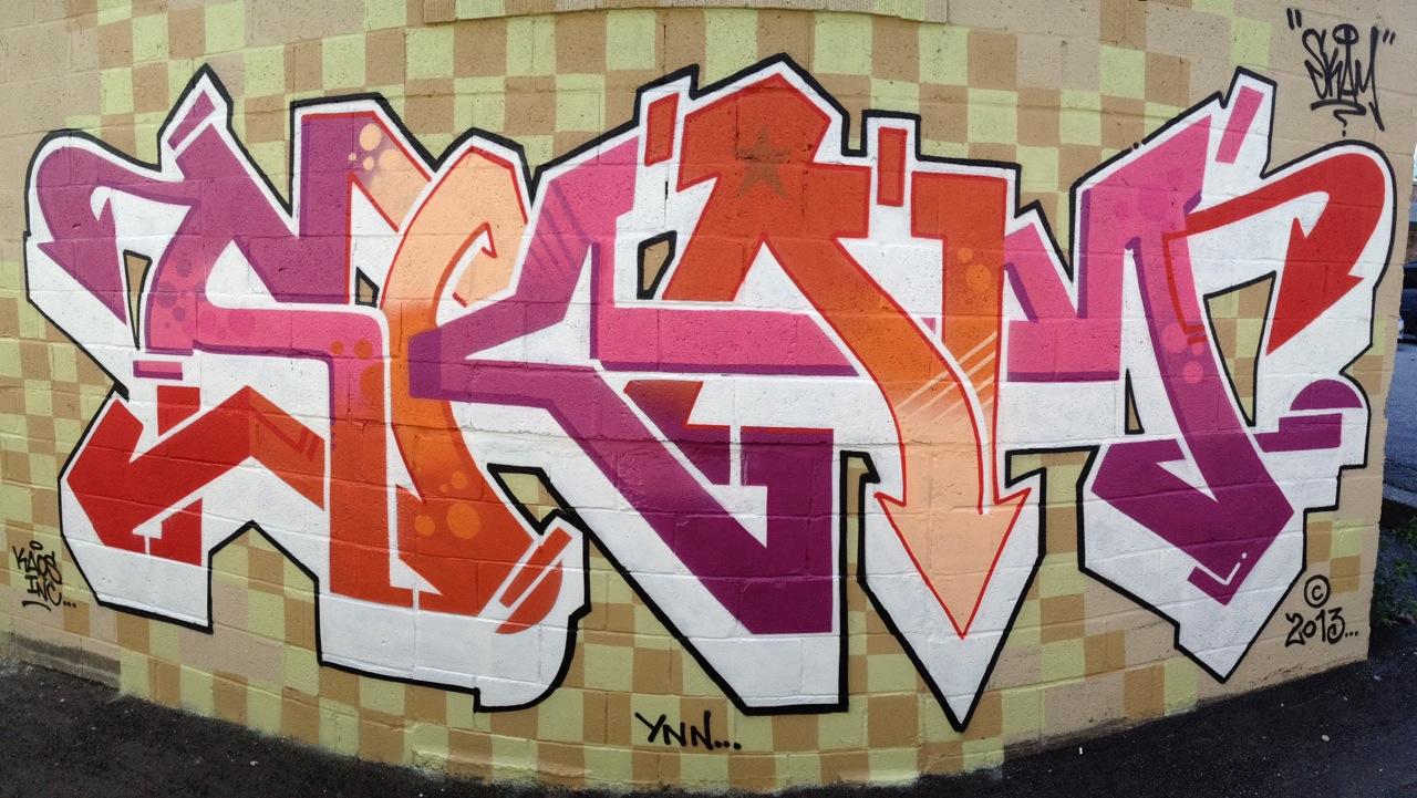 Skam (Toronto) Graffiti Writer Interview | Bombing Science