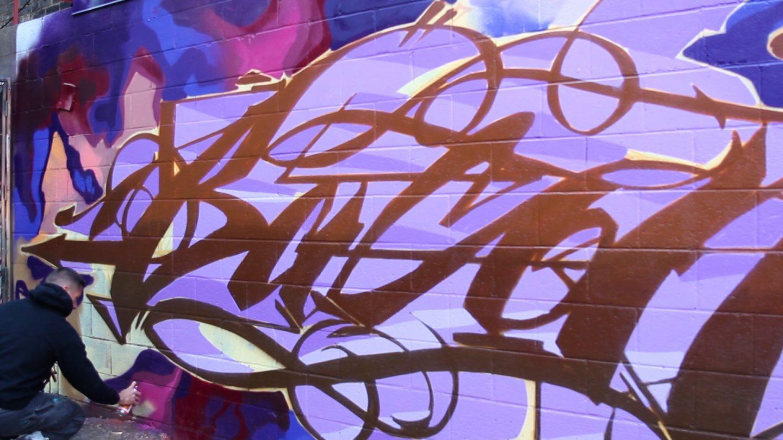Graffiti Video: BACON