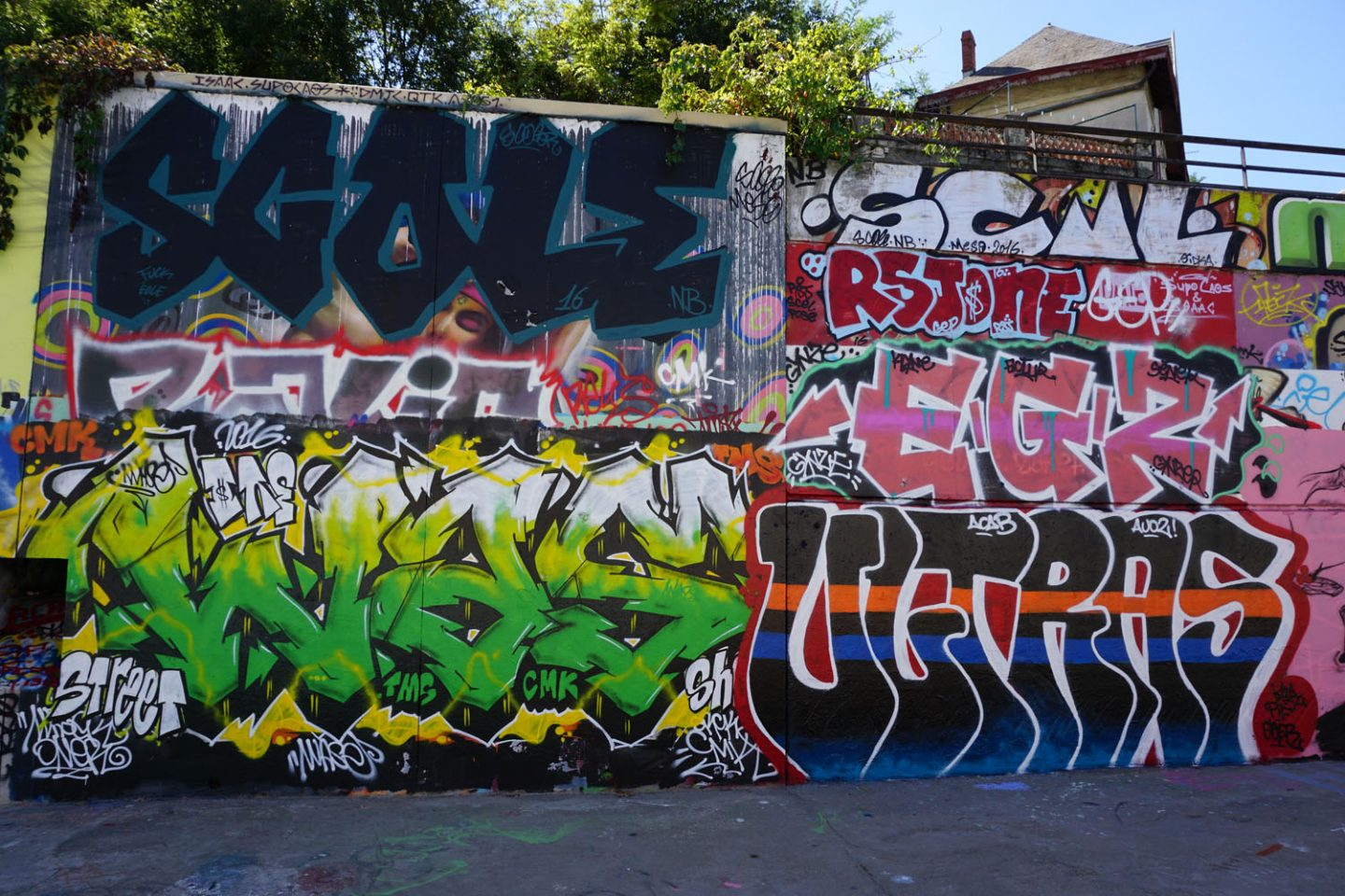 Montpellier: Walls of Style