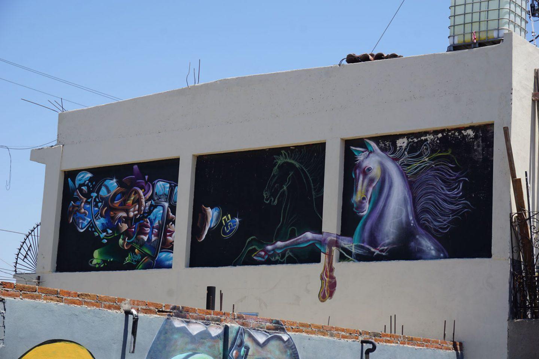 Tijuana: Street Art everywhere
