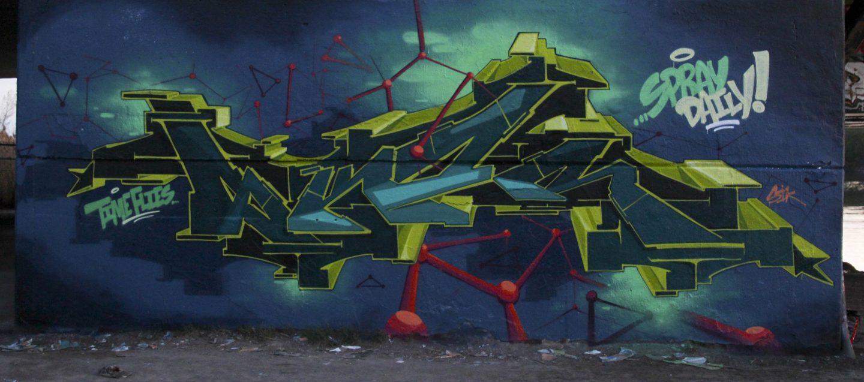 Graffiti Video: SKOR SIK