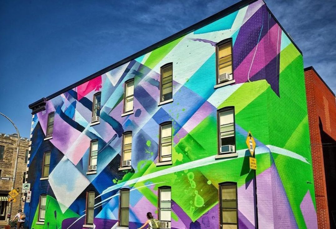 10 best graffiti walls at mural festival bombing science
