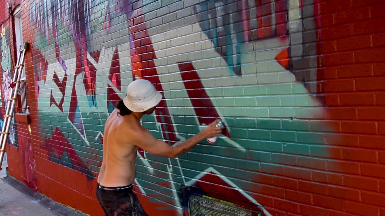 Graffiti Video: FLEO & AXE