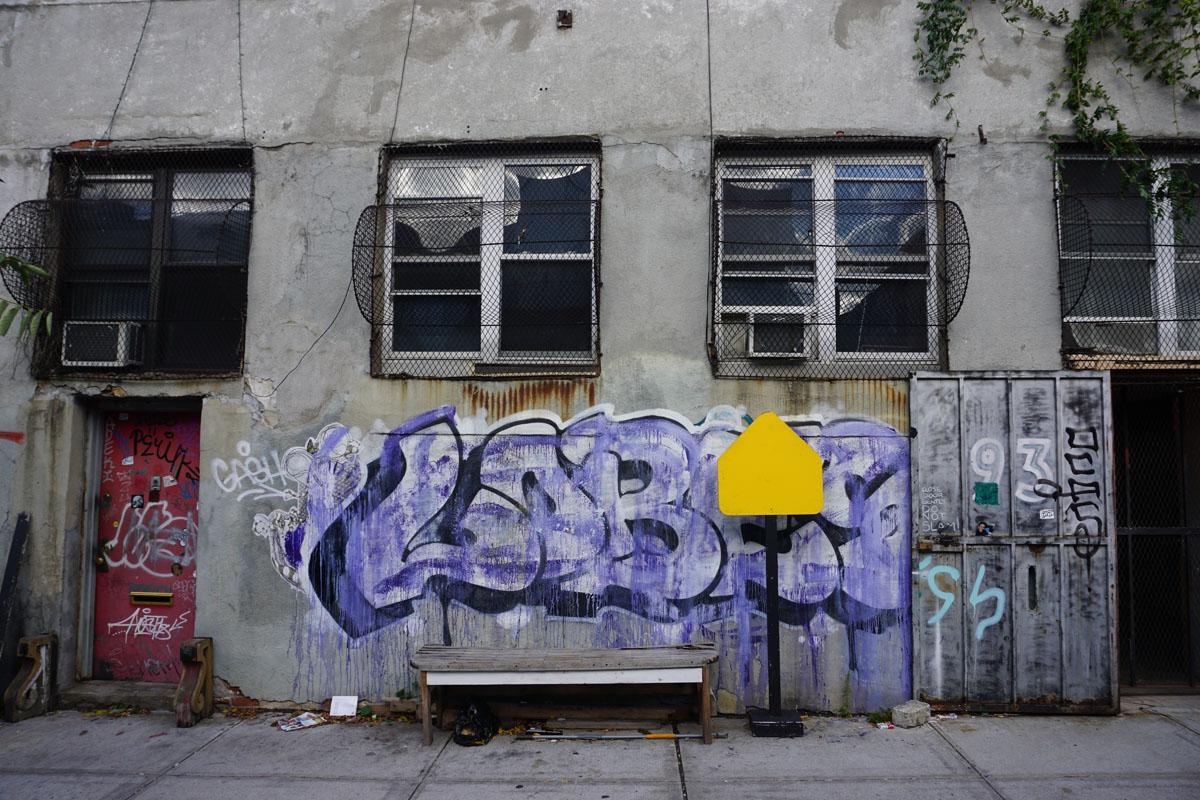 New York City Graffiti 2017
