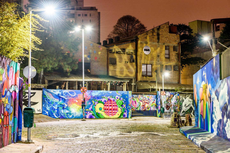 60 Graffiti and Street-Art tours around the World