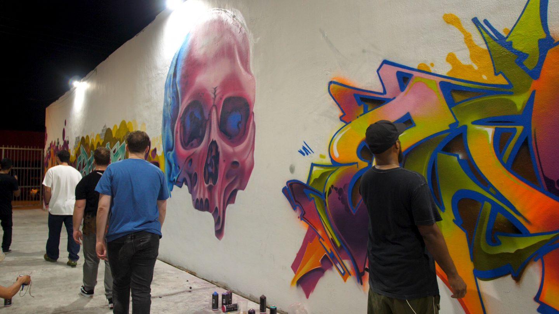 Graffiti Video: Wynwood Walls