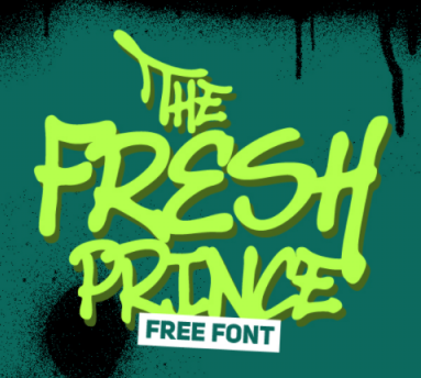 77 Free Graffiti Fonts The Ultimate List Of Graffiti