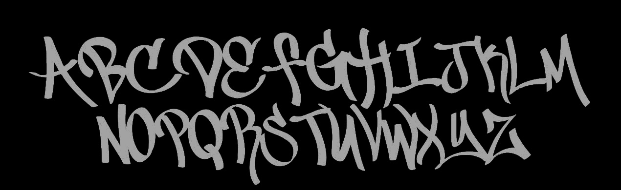77 Free Graffiti Fonts - the Ultimate list of graffiti fonts & typefaces