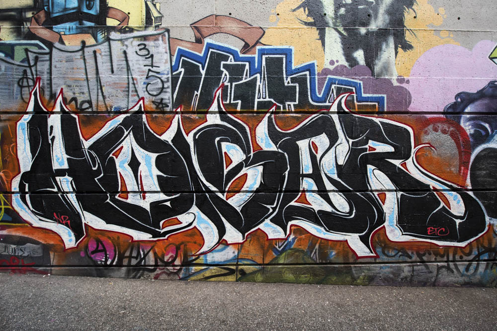 Hoser (Vancouver) Graffiti Writer Spotlight | Bombing Science