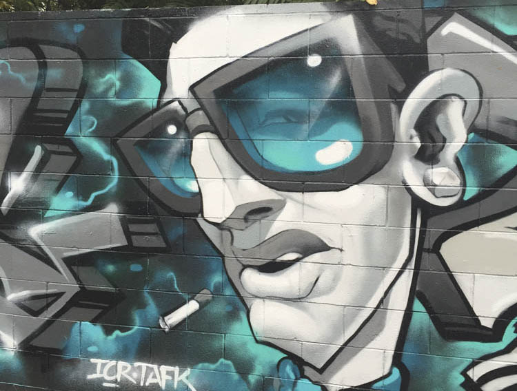 Graffiti Characters: the 37 best street-artists