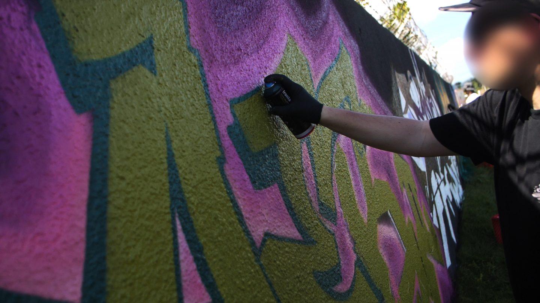 Graffiti Video: STAE 2