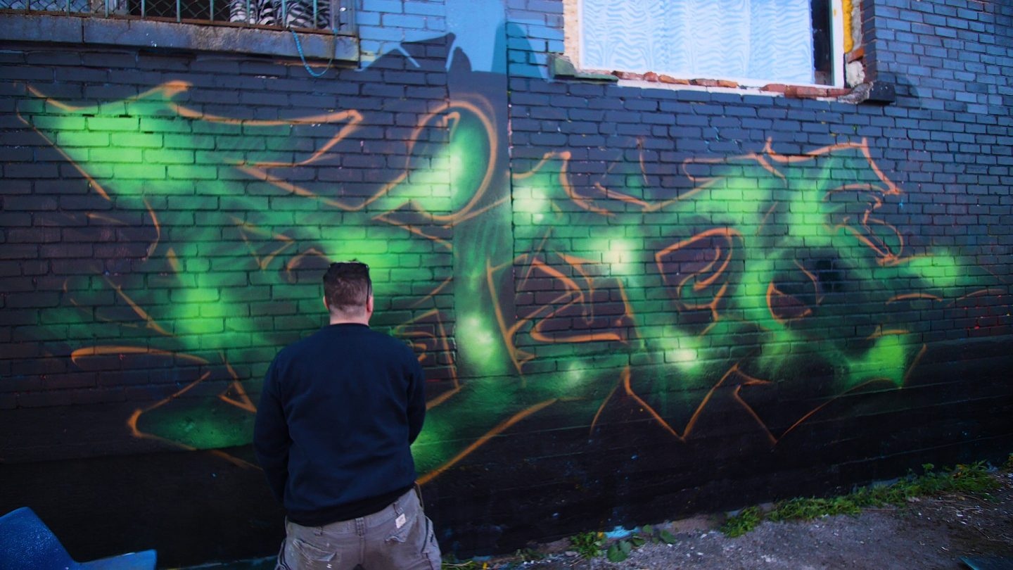 Graffiti Video: PITO
