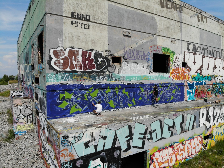 Graffiti Video: Chizo & Rekal