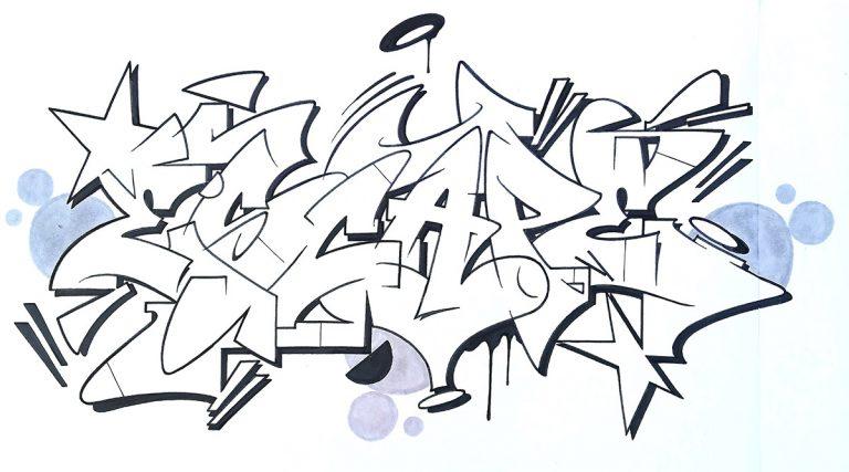 Cool Graffiti Art To Draw