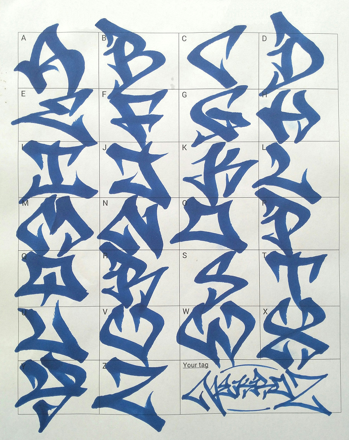 graffiti letters 61 graffiti artists share their styles bombing