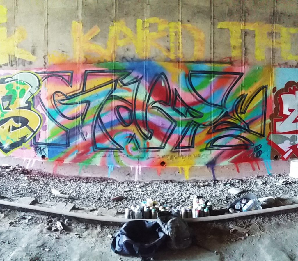 What Is The Dream Or Big Goal For You With Graffiti