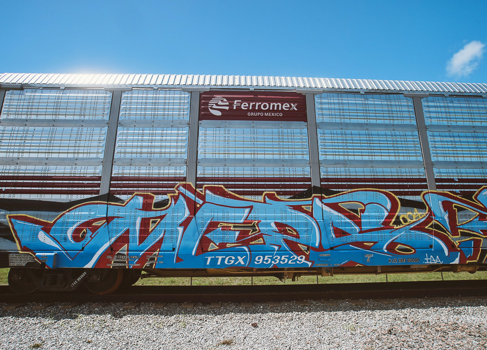 Meps (Miami) Graffiti Writer Spotlight | Bombing Science