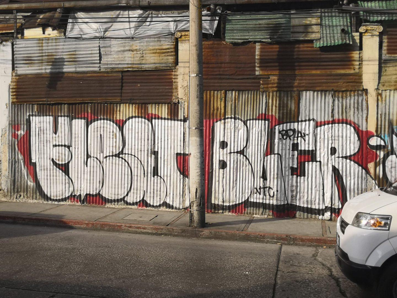 Guatemala Graffiti