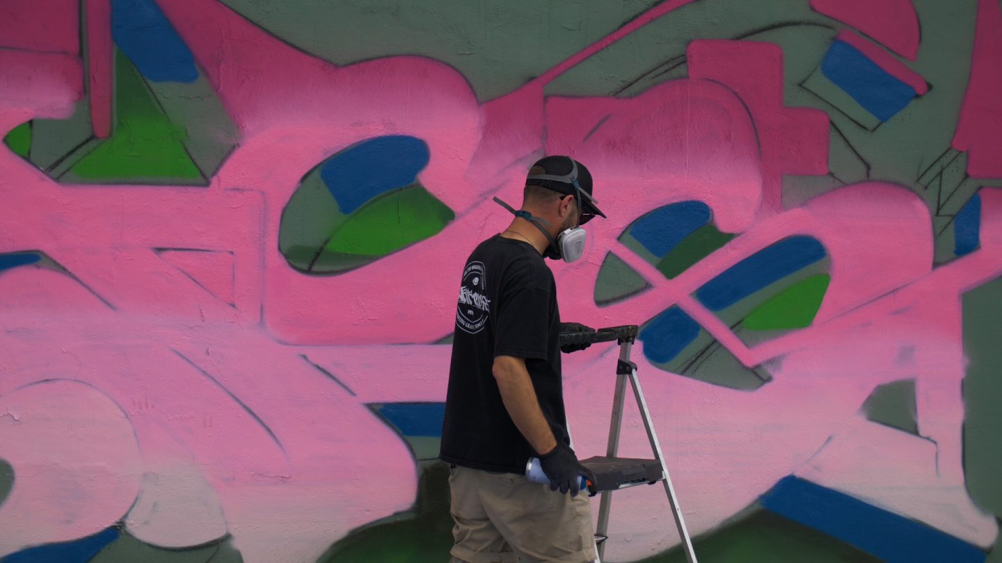 Graffiti Video: HOACS