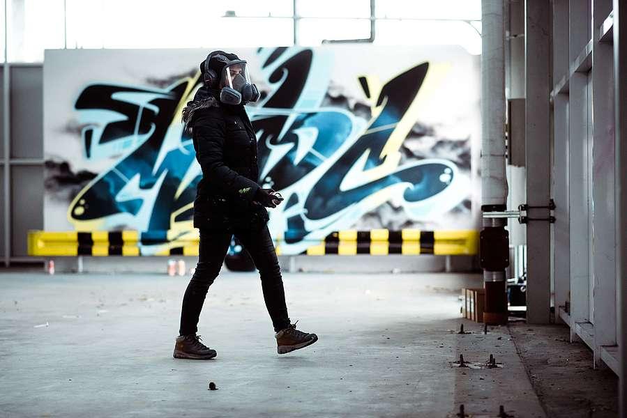 Graffiti Video: DRS GATEWAY - MADC