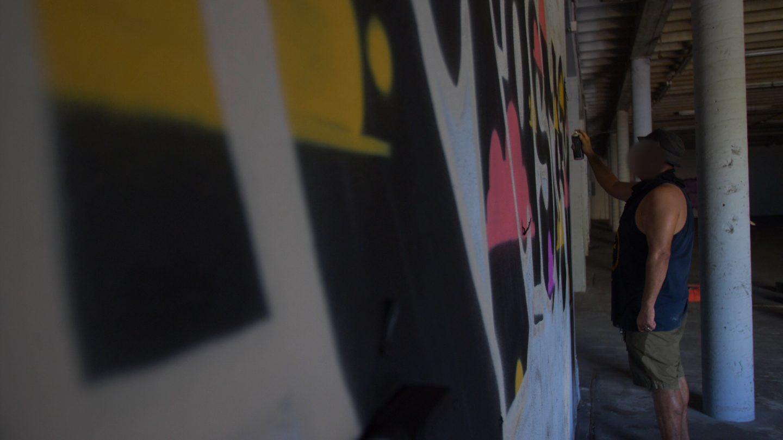 Graffiti Video: Mastro
