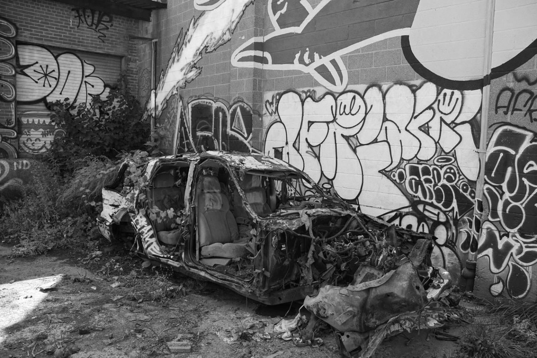 Graffiti Report: Detroit