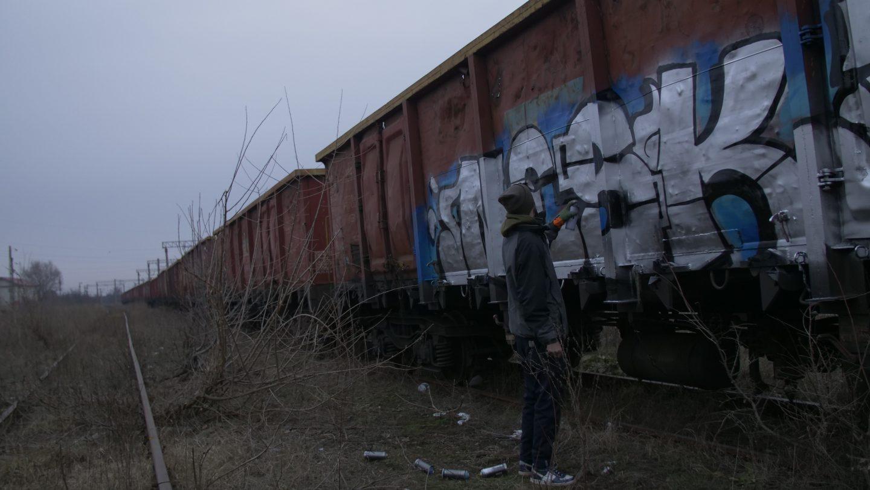 Graffiti Video: NESK