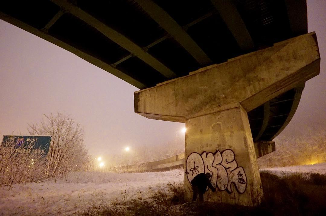 Graffiti Video: ONCE420
