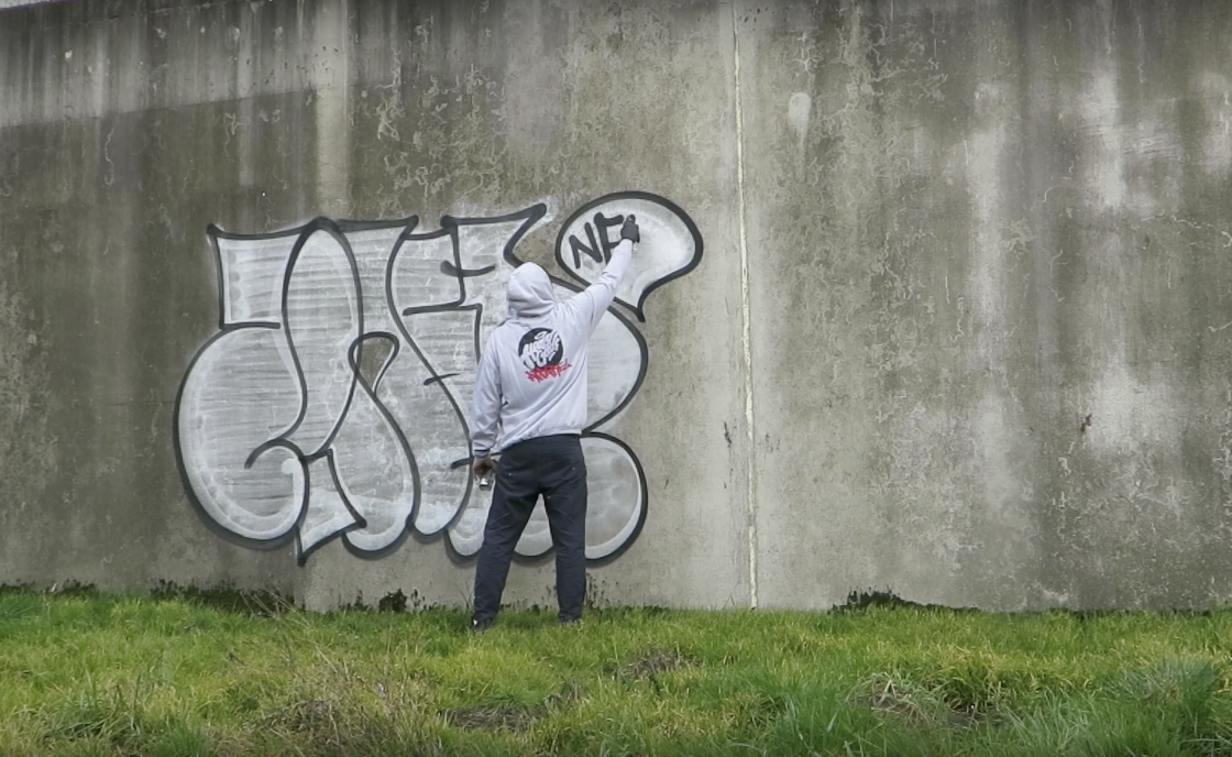 Graffiti Video: Game Of Throws- Ep. 2