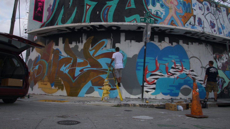 Graffiti Video: GIZ & SUCH