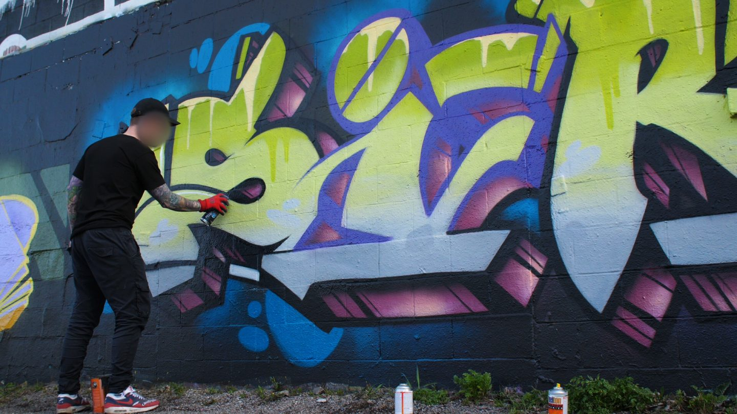 Graffiti Video: SIRV