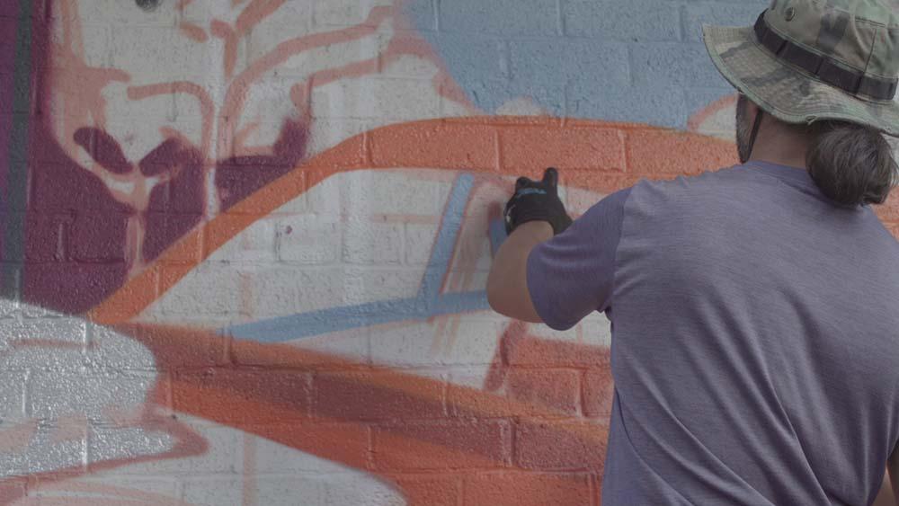 Graffiti Video: MAST – Brooklyn Mixtape