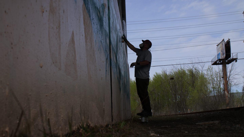 Graffiti Video: MOPES