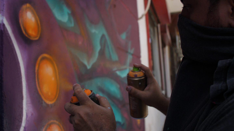 Graffiti Video: CASO3